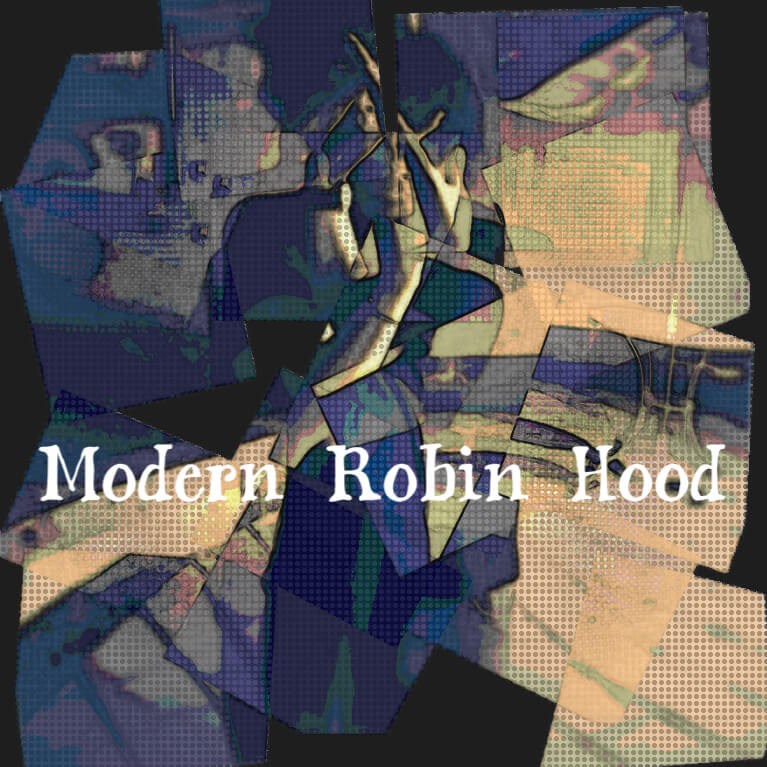 Modern Robin Hood _ AlbumArt